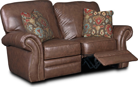 Lane Home Furnishings - Billings Double Reclining Loveseat - 256-29