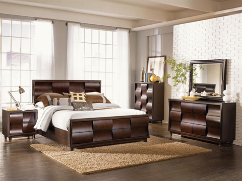 Magnussen Home - Queen Panel Bed with Storage - B1794-55