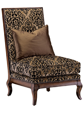 Marge Carson - Persephone Lounge Chair - PRS49