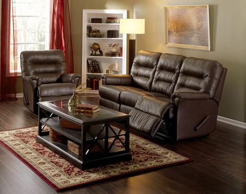 Palliser Furniture - Fiesta Sofa Recliner - 41039-51