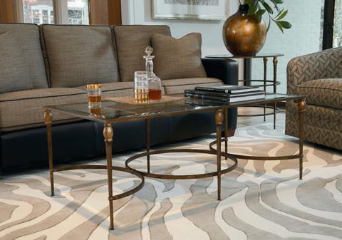 Thomasville Furniture - Rectangular Cocktail Table - 82091-131