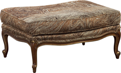 Thomasville Furniture - Avignon Ottoman - 1592-16