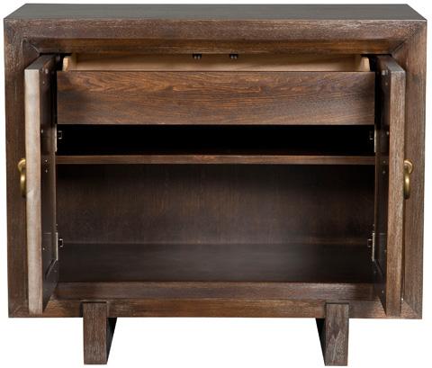 Vanguard Furniture - Durston Road Lamp Table - 9707L