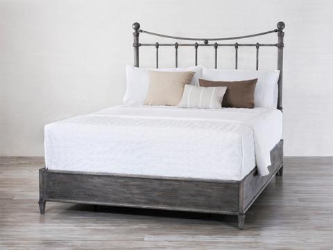 Wesley Allen - Quati Iron Bed - 1046-CB