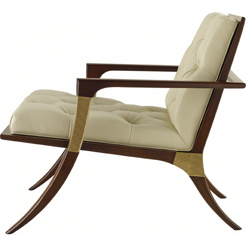 Baker Furniture - Athens Lounge Chair - 6134C