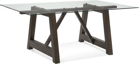 Bassett Mirror Company - Ellsworth Dining Table - 2891-600