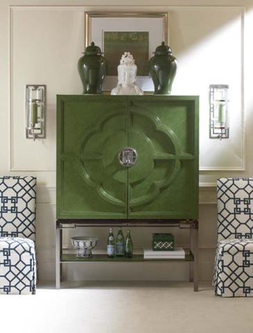 Century Furniture - Lotus Bar Cabinet - 699-462