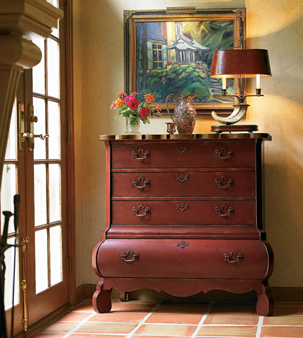 Century Furniture - Swell Chest - 429-704