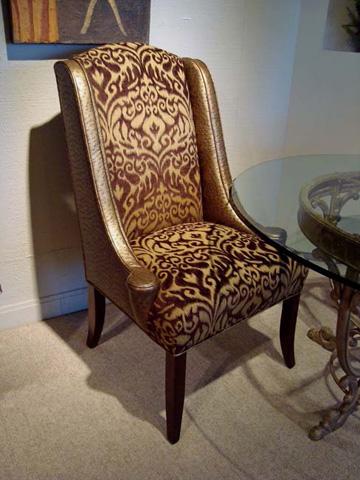Designmaster Furniture - Hostess Chair - 01-484
