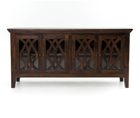 Image of Azalea Four Door Sideboard