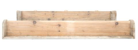 Four Hands - Bleached Pine Concord Bench - CIMP-P7-BP