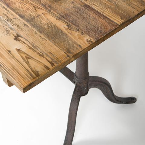 Four Hands - Bleached Pine Parisian Dining Table - CIMP-Z5-BP