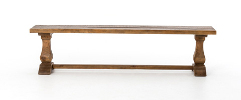 Four Hands - Durham Dining Bench - CIMP-1R2-BO