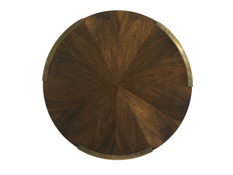 Stanley Furniture - Autry Round Cocktail Table - 436-15-01