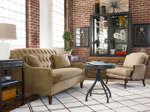 Thomasville Furniture - Pulley Side Table - 46438-455