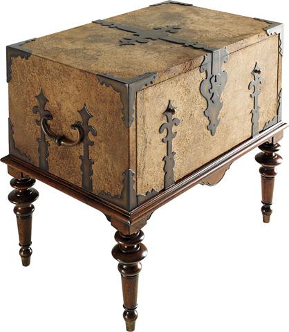 Thomasville Furniture - Traveler's Box on Stand - 46291-215