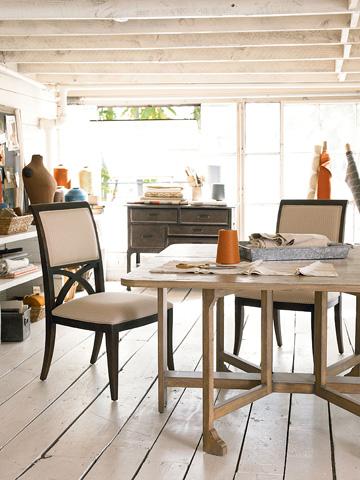 Thomasville Furniture - Slater Mill Drop Leaf Table - 46435-730