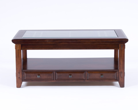 Broyhill Furniture - Rectangular Cocktail Table - 4986-001