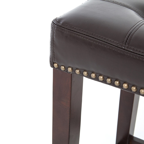 Four Hands - Java Sean Counterstool with Kickplate - CASH-01CB-001