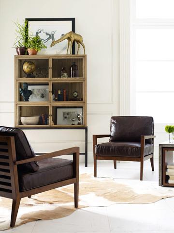 Four Hands - Laurent Wood Frame Accent Chair - CKEN-B6X-367