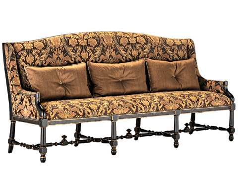 Marge Carson - Upholstered Banquette - YKM42-1