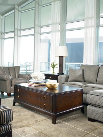 Thomasville Furniture - Rectangular Cocktail Table - 45531-125