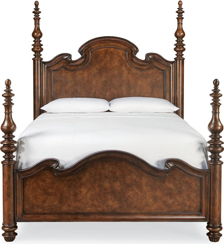 Thomasville Furniture - Lucca King Poster Bed - 43612-476