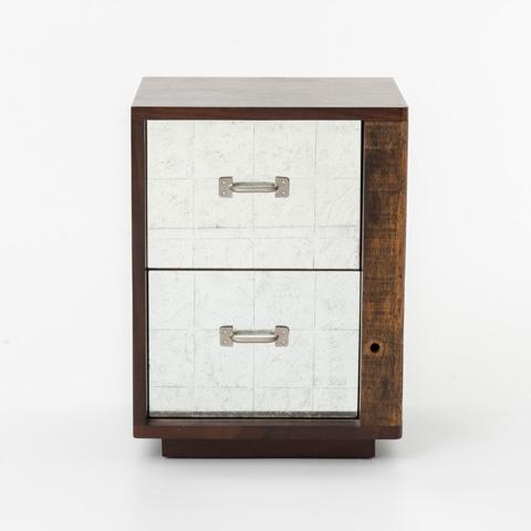 Four Hands - James End Table - VBNA-ET1001R