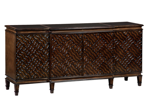 Image of Entertainment Accent Dresser