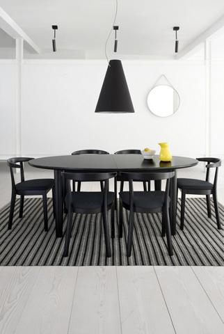 Skovby - Barrel Back Dining Chair - SM 52