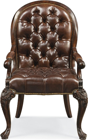 Thomasville Furniture - Upholstered Tufted Arm Chair - 45321-888