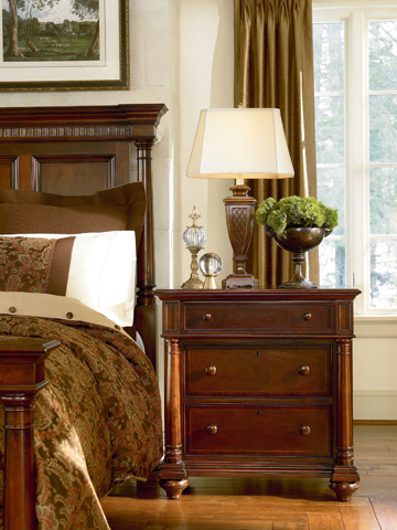 Thomasville Furniture - Queen Panel Bed - 43411-415