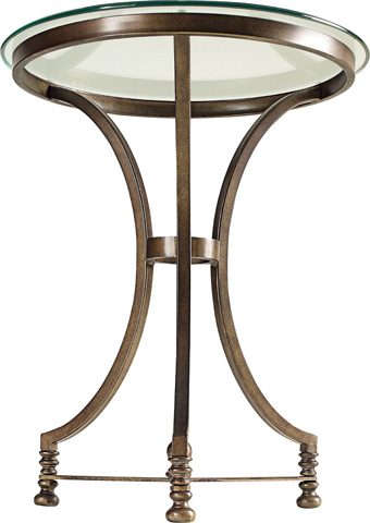 Thomasville Furniture - Round Lamp Table - 46091-201