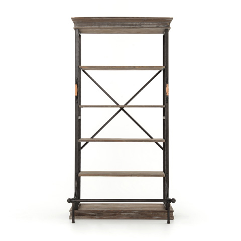 Image of Braxton Single Bookcase