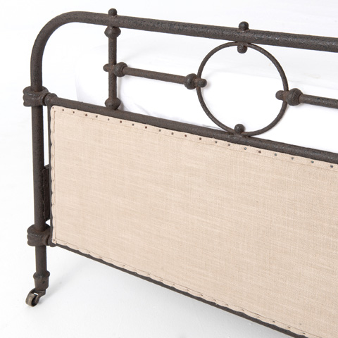 Four Hands - Berkley Metal Twin Bed - CIRD-29TD2-B2