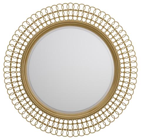 Image of Bangle Round Mirror