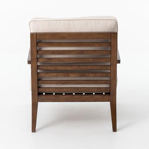 Four Hands - Laurent Wood Frame Accent Chair - CKEN-B6X-017