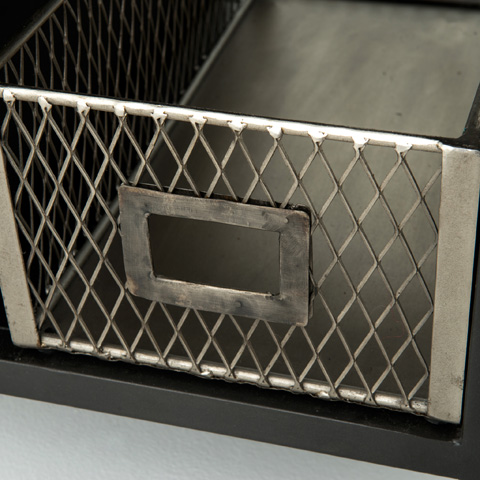 Four Hands - Industrial Bar Cart - IELE-35