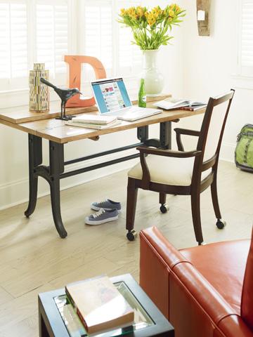 Thomasville Furniture - Boulton and Watt Flip Top Sofa Table - 46431-790