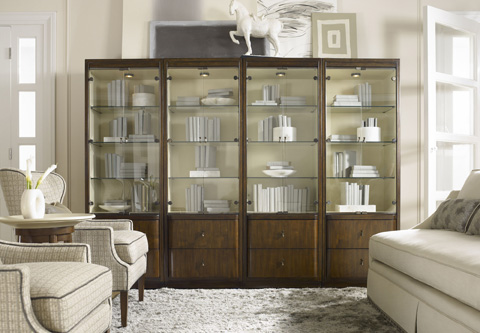 Image of Vista Display Cabinet