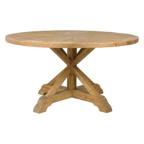 Image of Opio Round Dining Table