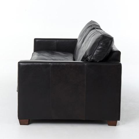 Four Hands - Old Saddle Black Larkin Sofa - CCAR-25-OSB