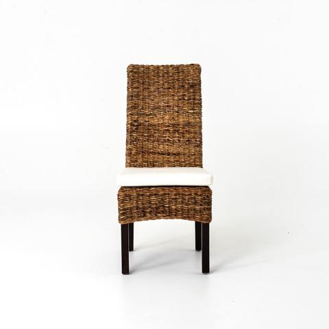 Image of Banana Leaf Chair with Cushion