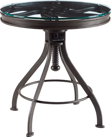 Image of Pulley Side Table