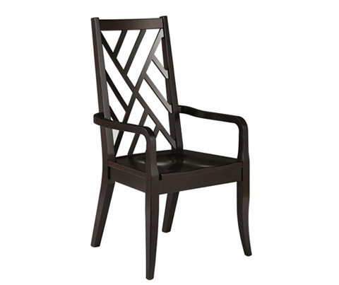 Abner Henry - Retrospect Arm Chair - AH4002