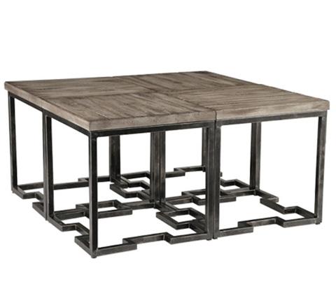 Abner Henry - Highland Parks Cocktail Table - AH6011