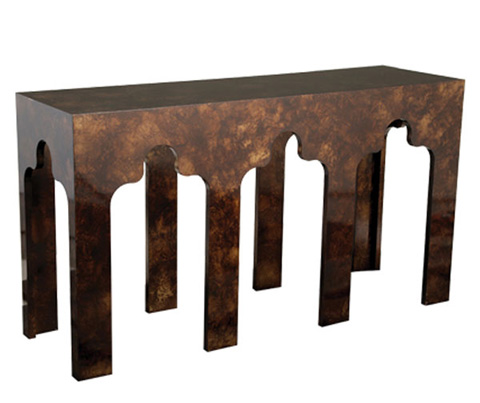 Abner Henry - Eloise Console Table - J6027