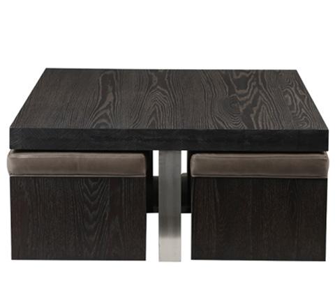Abner Henry - Koiser Cocktail Table - J6032