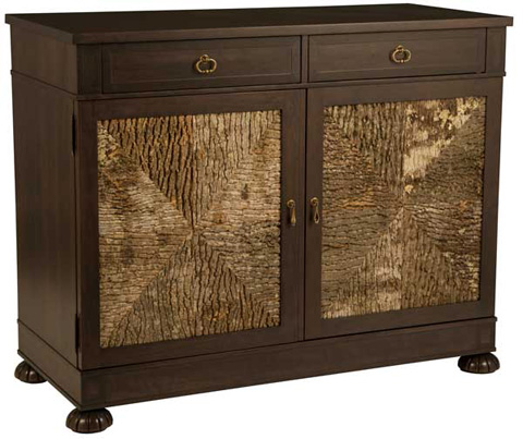 Abner Henry - Bark Door Chest - B5039