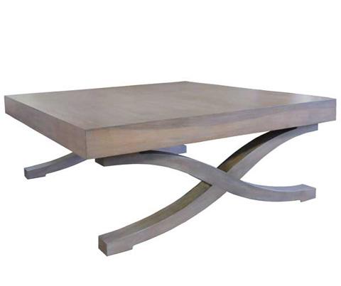 Abner Henry - Pratt Cocktail Table - J6005